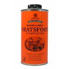 Läderolja vänner & Prest 500 ml