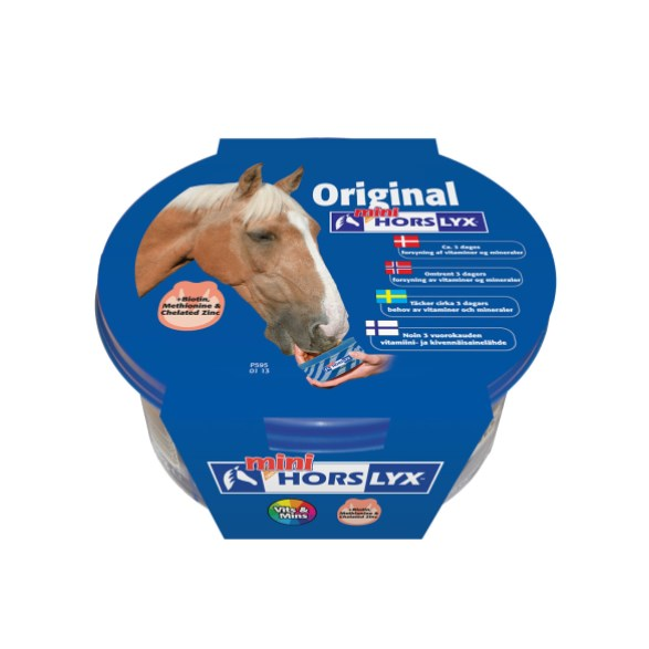 Slicksten Horselyx original 650gr