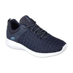 Sko Ultra flex Weave away Navy