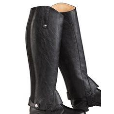 Shortchaps Protec svart