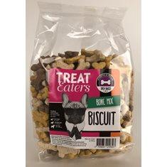 Hundgodis TE Biscuit Bone Mix 400g