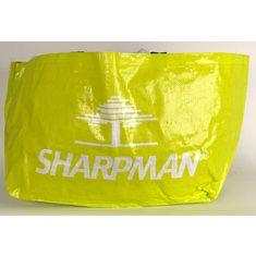 Höpåse stor lime Sharpman
