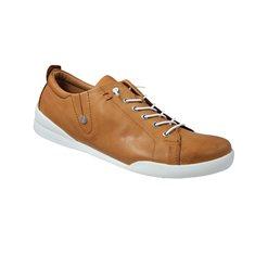 Sneaker Charlotte 36 Cognac