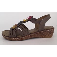 Sandal Dark Gray