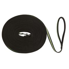Spårlina Fusion 15m / 17mm svart/lime