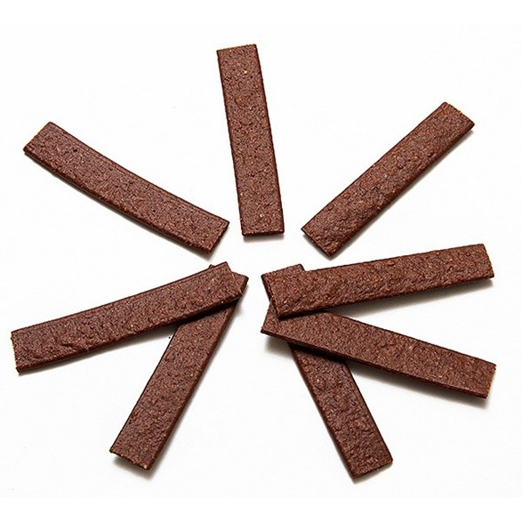 Hundgodis Soft Snacks Bumpy Strips 120g