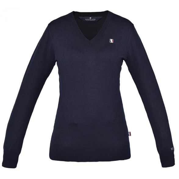Tröja Classic Knitted navy
