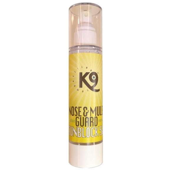 Solskyddsspray K9 Nos och Mule faktor 50 100ml
