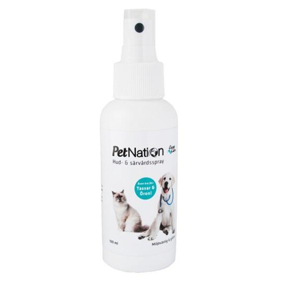 Hud/Sår/Öronspray PetNation Easy Care 100ml