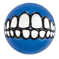 Hundleksak ROGZ Grinz 6,4cm blå