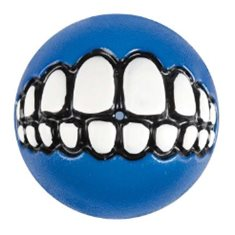 Hundleksak ROGZ Grinz 7,8cm blå