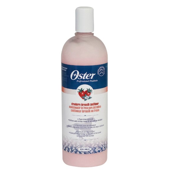 Balsam häst Oster strawberry cond