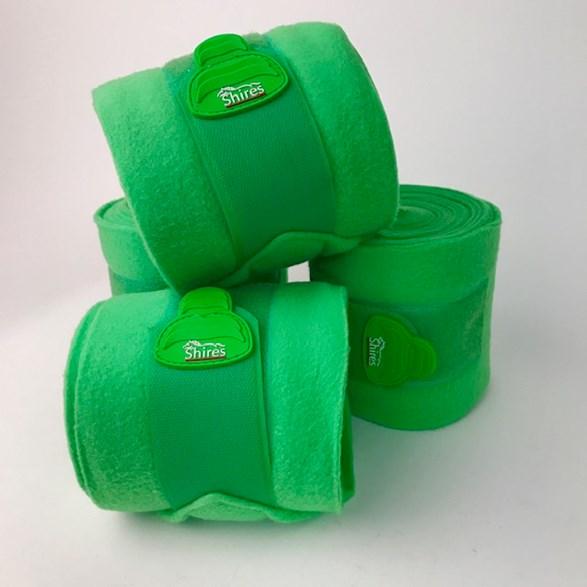 Benlinda DeLuxe fleece 3m bright green