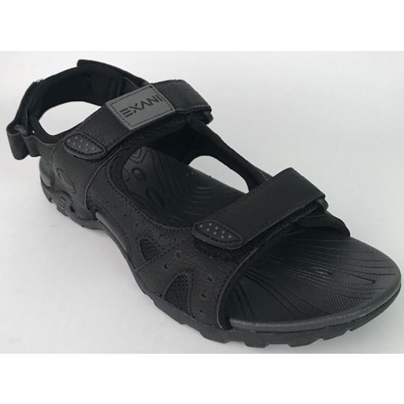 Sandal Spider Pro herr black