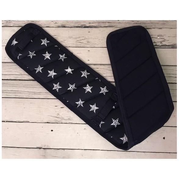 Däckelunderlägg Star Icon Navy