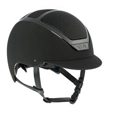 Hjälm KASK Dogma Chrome light Black