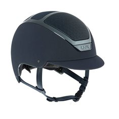Hjälm KASK Dogma Chrome light Navy