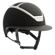 Hjälm KASK Star Lady Black/silver