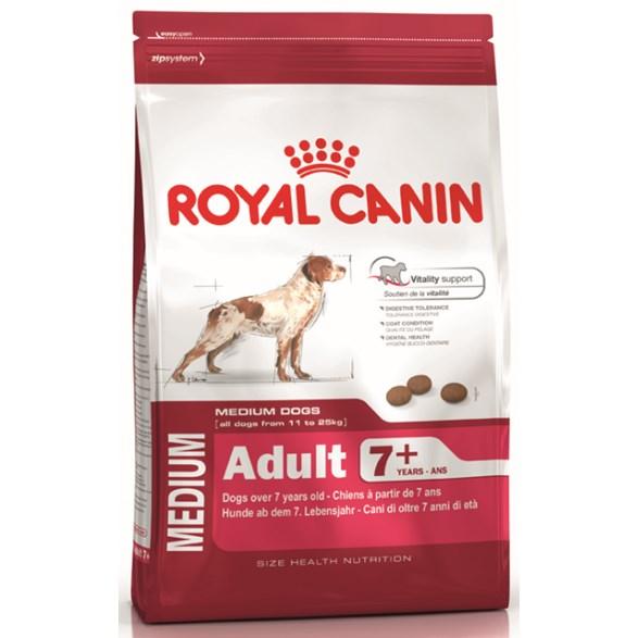 Royal Canin Medium 7+ 15kg