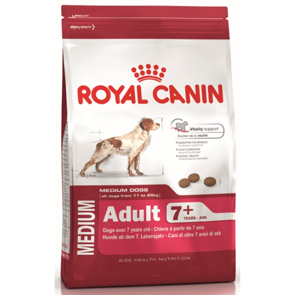 Royal Canin Medium 7+