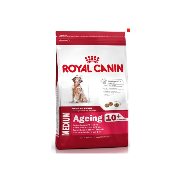 Royal Canin Medium 10+ 15kg
