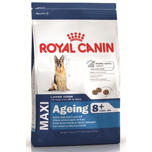 Royal Canin Maxi 8+ 15kg