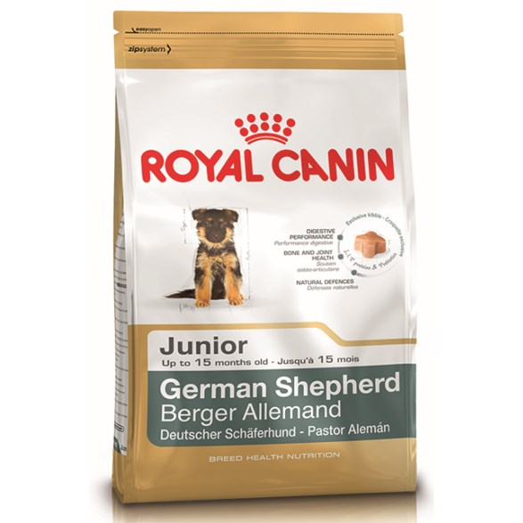 Royal canin Schäfer Junior 12kg