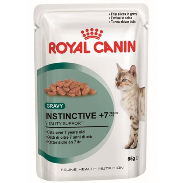 Royal canin Instinc +7 Gravy12*85g