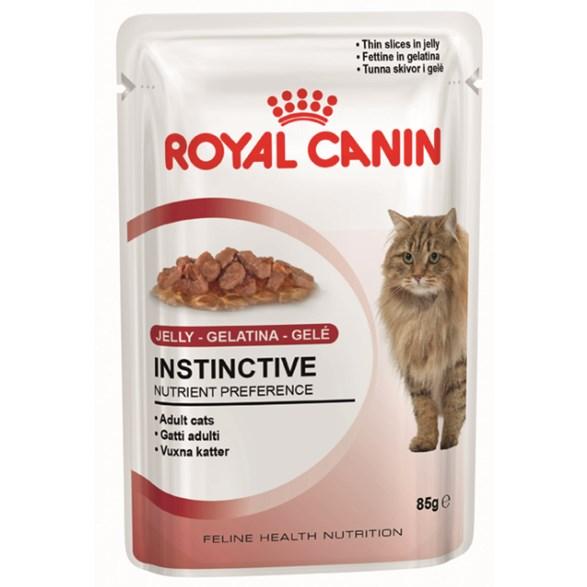 Royal Canin Instinc Jelly 12*85g