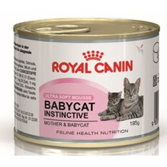 Royal Canin Babycat Mousse 195gr