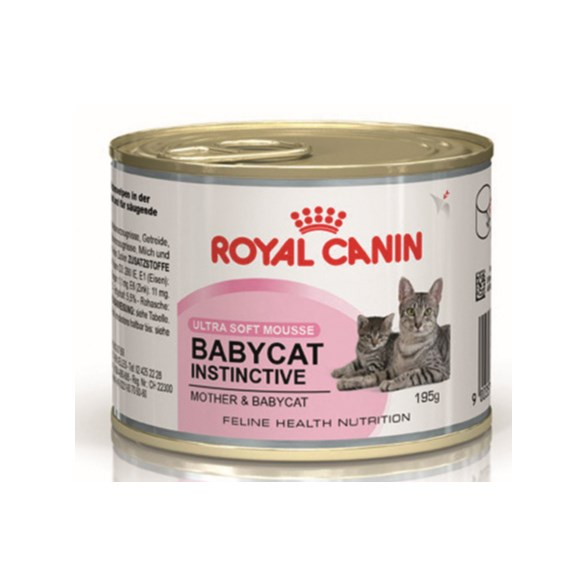 Royal Canin Babycat Mousse 195gr