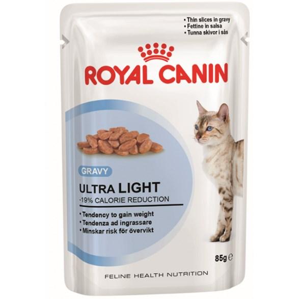 Royal Canin Light Gravy 12*85