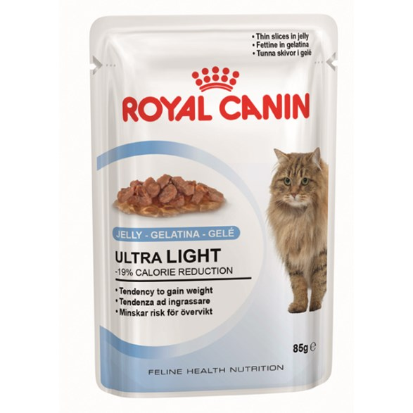 Royal Canin Light Jelly 12*85