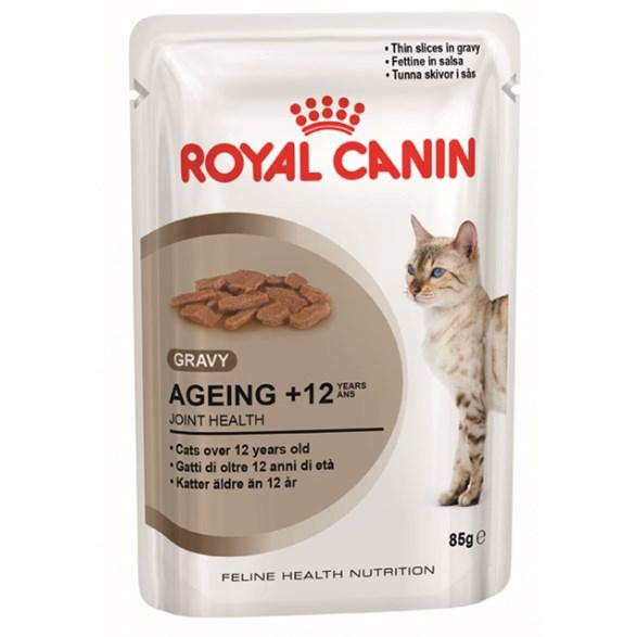 Royal Canin Ageing+12 Gravy 12*85g
