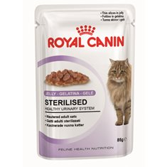 Royal Canin Sterilised Jelly 12*85