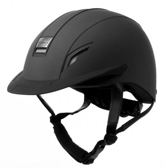 Hjälm VX2 Solid Black
