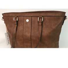Väska Kasse Ipadfodral brun