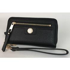 Plånbok handled svart