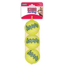 Hundleksak Kong Squek tennisboll M
