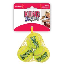 Hundleksak Kong Squek tennisboll XS