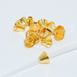 Disc Cones - 20st - Guld - Small