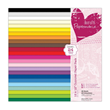 30x30 Coloured Paper Pack