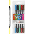Colortime Tuschpennor - Standard - 6st