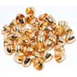 Coneheads - Guld - 4,0mm - 50st