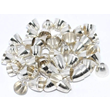 Coneheads - Silver - 4,5mm - 50st