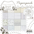 Paper pack - 15x15cm - Brocante Christmas