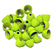 Coneheads - Chartreuse - 6mm - 25st