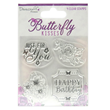 Clear Stamps - Butterfly Kisses