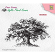 Clearstamps - Idyllic Floral - Old Tree