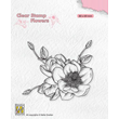 Clearstamps - Flowers - Magnolia